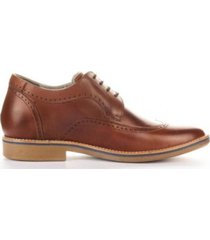 zapato casual oxford brown max denegri