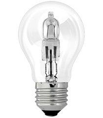 lâmpada halógena a55 100w 110v 2700k luz amarela