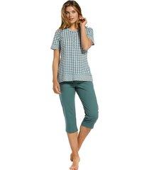 dames pyjama pastunette 20211-135-4-50