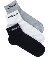 ankelstrumpor non-cushioned ankle socks 3-pack