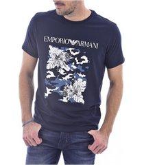 t-shirt korte mouw armani 211818 0p468