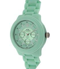reloj verde montreal