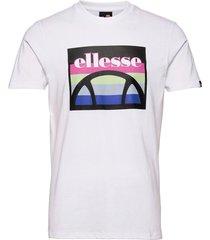 el pinupo tee t-shirts short-sleeved vit ellesse