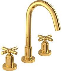 misturador para banheiro mesa duna clássica gold - 1877.gl64 - deca - deca