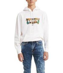 levi's men's graphic hoodie