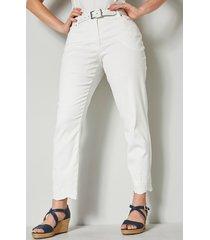 jeans sara lindholm wit