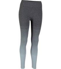 leggings funzionali moderni in tessuto elasticizzato (nero) - bpc bonprix collection