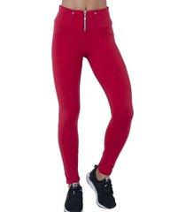 calza leggings rojo bia brazil