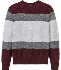 pullover con cotone riciclato (grigio) - bpc selection