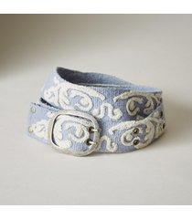 women's bayside wool belt