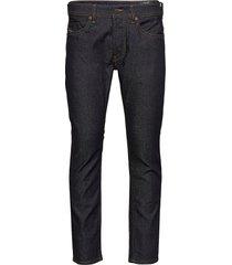 thommer-x trousers slim jeans zwart diesel men