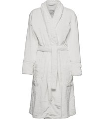 bath robe morgonrock creme pj salvage