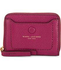 empire city leather zip-around card case