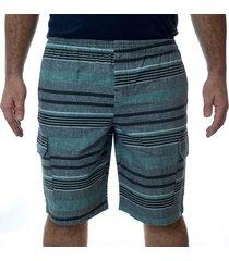 Vestuário - Masculino - Cinza E Verde - 113 produtos com até 76.0 ... 72cc7f68005