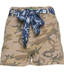 shorts camo shorts flowy shorts/casual shorts multi/mönstrad please jeans