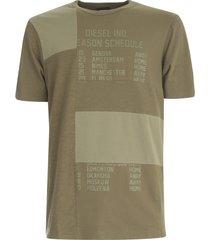 atchwork t-shirt