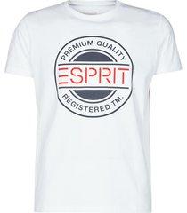 t-shirt korte mouw esprit icon t-shirt