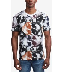 true religion men's kaleidoscope t-shirt