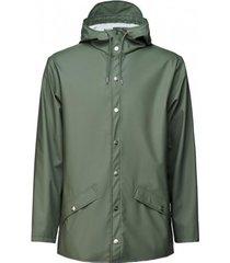 rains regenjas jacket olive