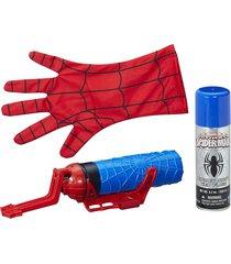 marvel guante spiderman tela de araña spider-man