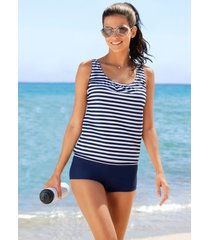 oversized tankini (2-dlg. set)