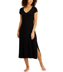 alfani ultra-soft long sleepshirt nightgown, created for macy's
