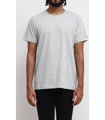 camiseta básica mescla gaivota