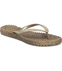 flipflop with glitter shoes summer shoes flip flops brun ilse jacobsen