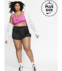 plus size - shorts nike feminino
