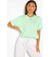 basic oversized t-shirt, mint