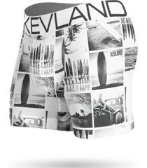 cueca boxer kevland classic surf times branco