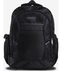 mochila oxford 15,6 porta laptop negra coolcapital