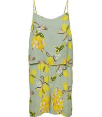 jumpsuit bloemenprint