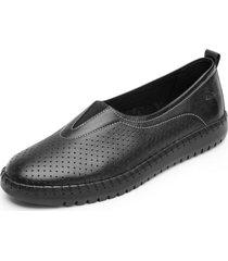 zapato mujer mei negro flexi