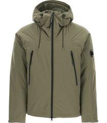 c.p. company pro-tek padded jacket