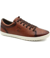 sapatênis bell boots casual masculino - masculino