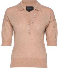 bree sweater t-shirts & tops knitted t-shirts/tops roze birgitte herskind