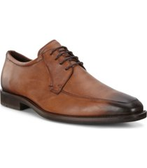 ecco men's calcan apron toe tie oxford men's shoes