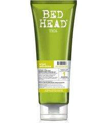 tigi bed head re-energize - shampoo re-energizante 250ml