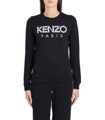 kenzo logoed sweatshirt