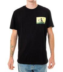 calvin klein t-shirt uomo festival photoprint j30j315985.bae