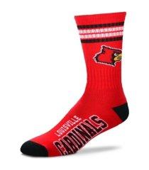 for bare feet kentucky wildcats youth 4 stripe deuce crew socks