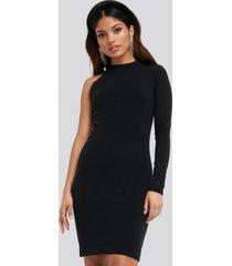 na-kd party cut out mini dress - black
