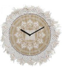 zegar okrągły ścienny nature 38 cm