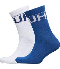 2p qs rib logo cc underwear socks regular socks multi/mönstrad hugo
