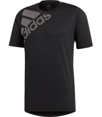 camiseta adidas fl_spr gf bos preto - preto - masculino - dafiti