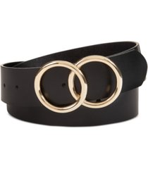 inc double circle belt, created for macy's