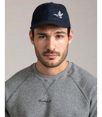 gorra azul brooksfield cap pato bkf