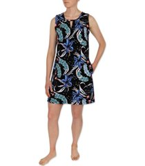 sesoire floral-print nightgown