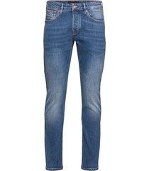 ralston - paris sky slimmade jeans blå scotch & soda